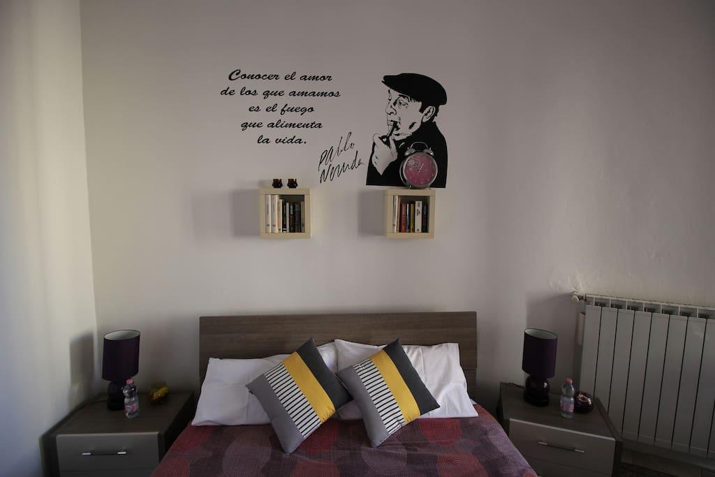 camera matrimoniale- Pablo Neruda