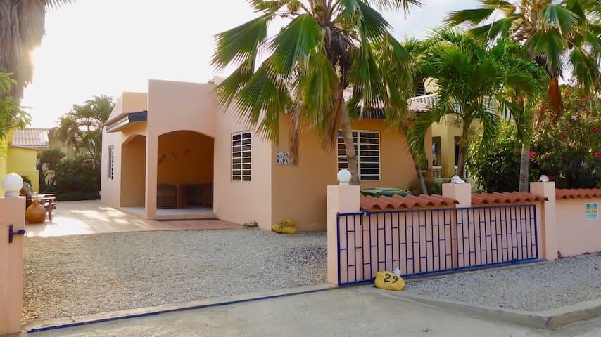 Casa Maran,  op loopafstand van centrum Kralendijk