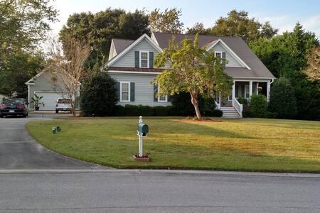 Marsh View Home - Wilmington - House