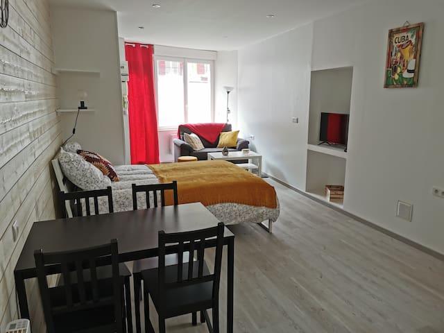 Studio 35m² centre d'Issoire