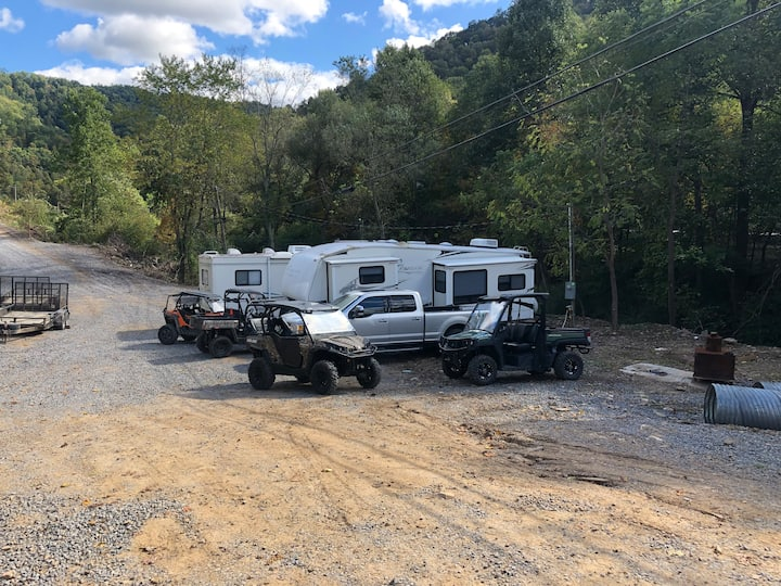 Mountain Trails Campsites ATV SXS HMT Off-road