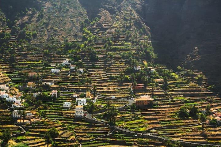 Casa Fran La Gomera Valle Gran Rey - Valle Gran Rey - Talo