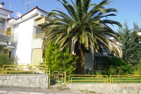 ΒΙΛΛΑ Ιδανικό για μεγάλα γκρουπς&οικογένειες - Paleo Tsifliki - Дом