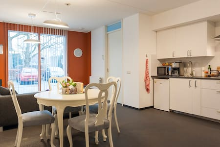 NEW 80m2 apartment PERFECT base - Eindhoven - 公寓