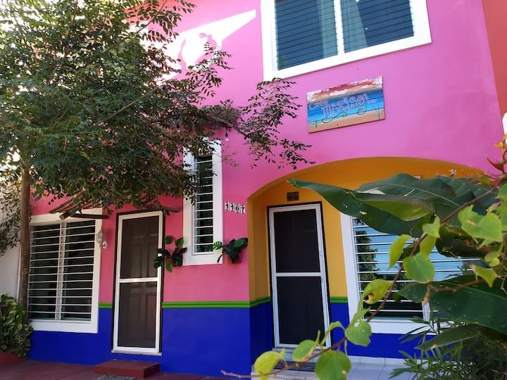 Casa Marisol Tortuga Apt. 1 - Cozumel Cool Hosting