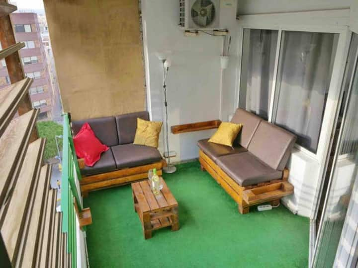 Single room w/key lock !!5MIN WALK TO THE BEACH!!!