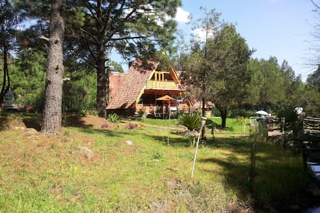 HUASCA COTTAGE | Kitchen, TV,  billiard & more - Hidalgo