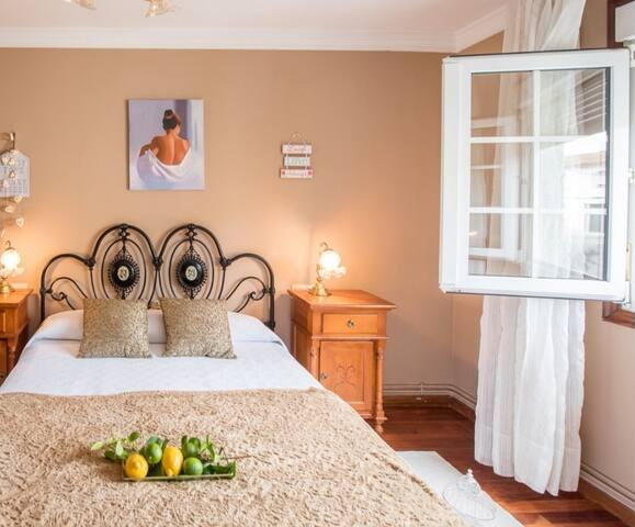 Habitación cama 1,50