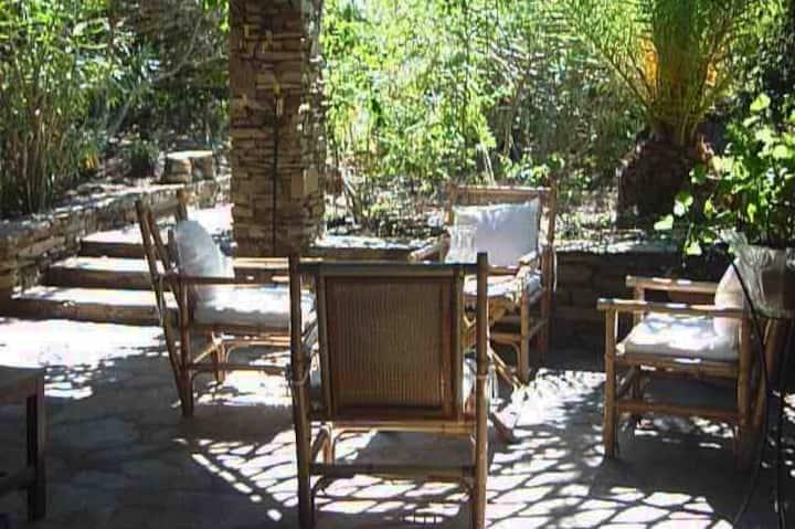 Villa Maestrale a 500 metri dalla Pelosa