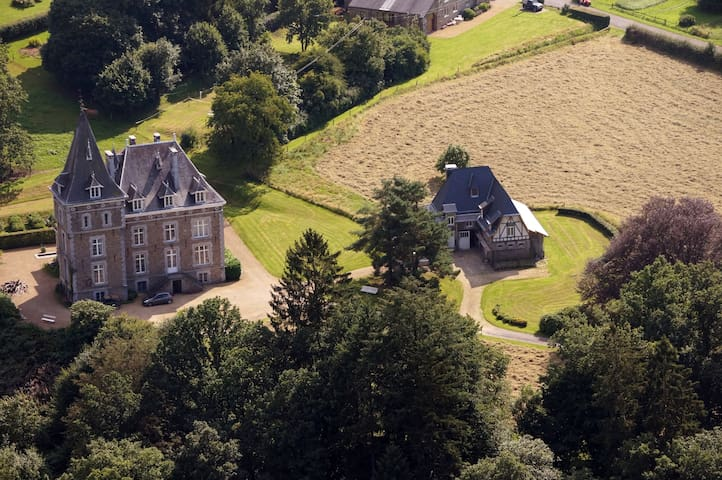 Logis du cocher du château de Xhierfomont
