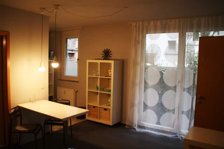Comfortable Flat, centrally located