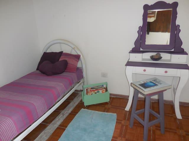 dispongo de 2 habitaciones  - Buenos Aires - Bed & Breakfast