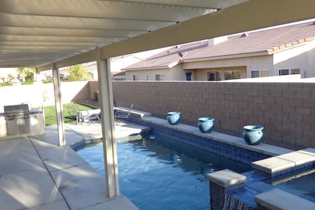COACHELLA FEST RENTAL WITH POOL!!! - Thermal