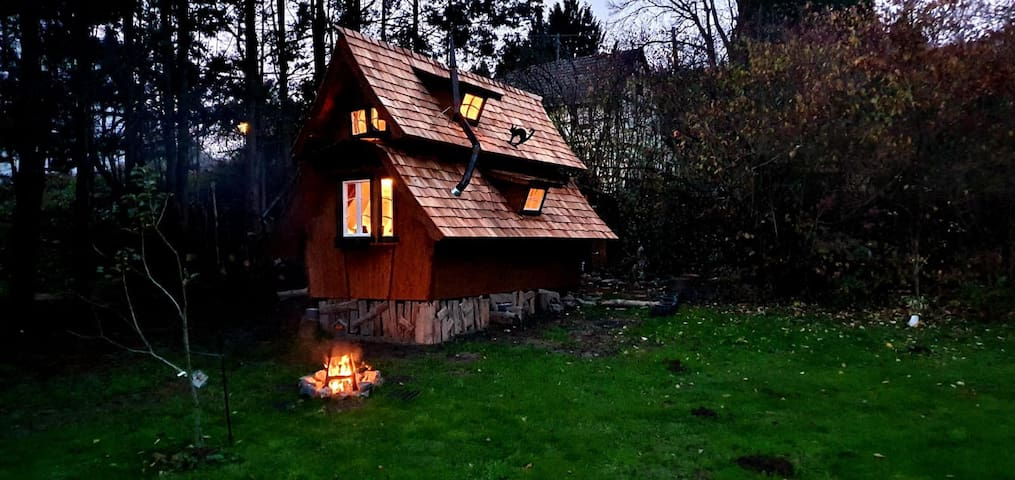 Kleines Hexenhaus / tiny witch house