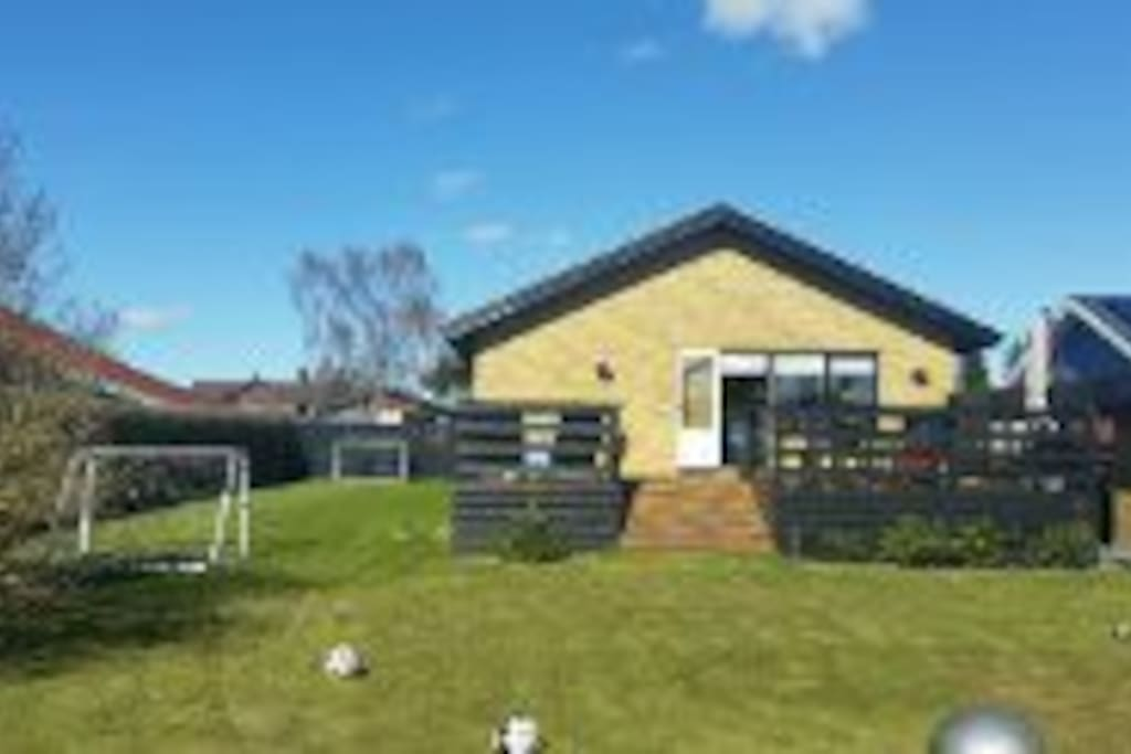 NIce big house - Houses for Rent in Jyllinge, Denmark