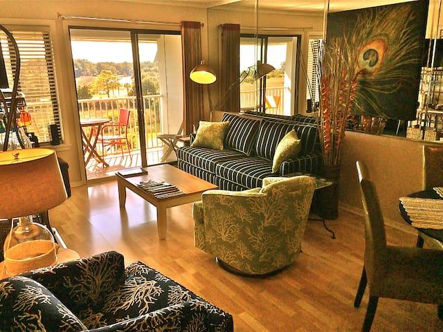 Grand View & Cozy Comfort  - Hilton Head Island - Villa