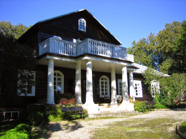 Gacionys Manor House