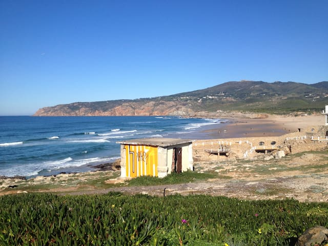 well known Guincho beach (take a bus or...). Surf, Kite, Windsurf