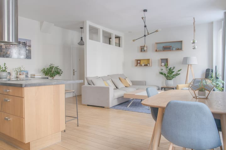 Superb apartment 10 minutes from Bastille
