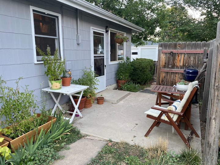 *Eco-Smart Carriage House for all adventures!