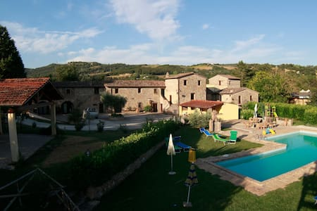Magic Apartment With pool - Castagno - Corlo - Lejlighed