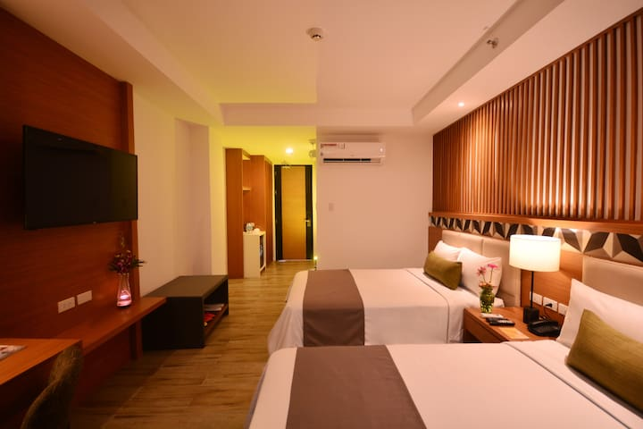 The Crown Residences Fully Furnished Deluxe Rooms