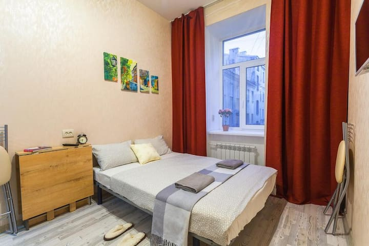 Apartment. 1 Sovetskay 12