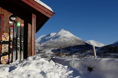 Øvre Stordal Fjellstue - Stordal - Blockhütte