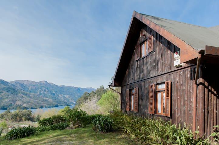 Casa do Soutinho Gerês Vistas rio - Gerês - Alpstuga