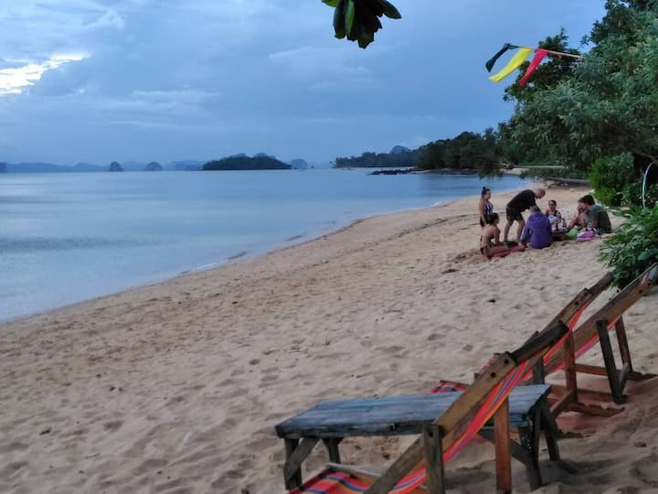 Krabi Beachfront Tent & Restaurant