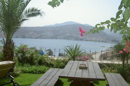 FULL SEASCAPED,5 ROOMS+HALL VILLA - Gündoğan - House