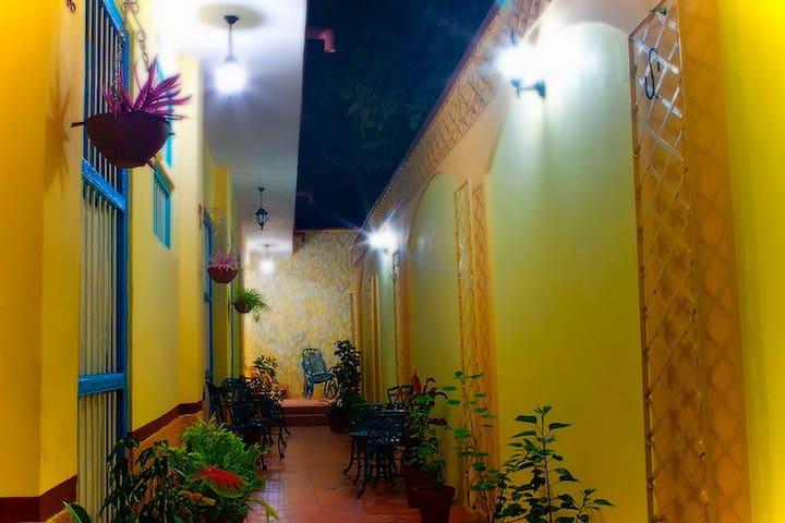 Casa Santo Domingo - Trinidad