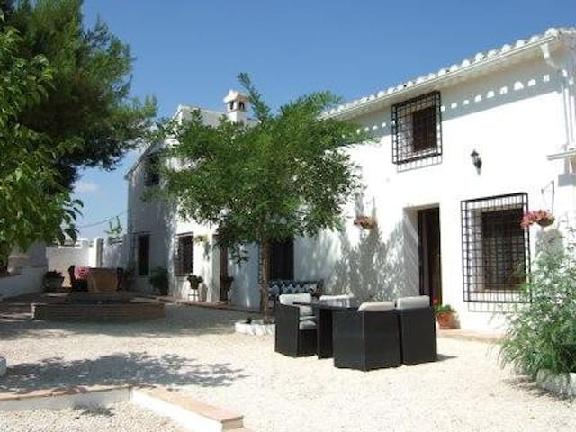 Cortijo Elbal - country house. - La Almudema - Talo