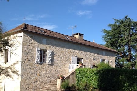 a typical Quercy house - Saint-Denis-Catus - Hus