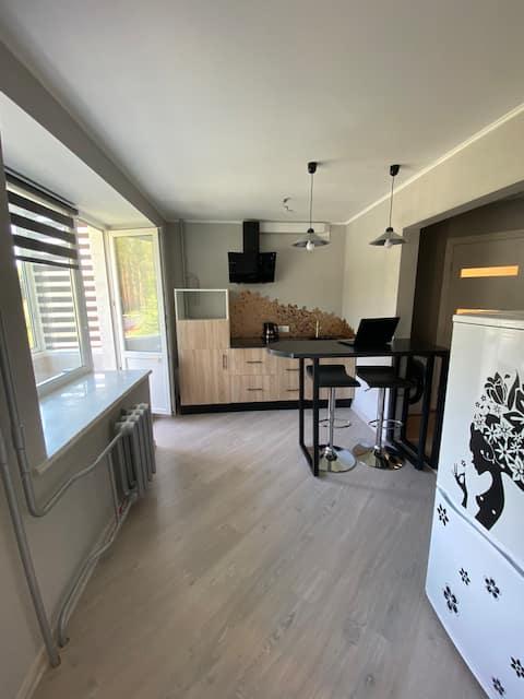 Квартира в лесу, санаторий «Утес» Кисегач