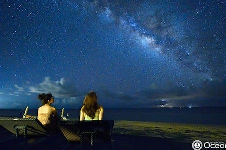 満天の星空に囲まれた最高の景色の唐津・佐賀リゾートホテルOcean - Karatsu-shi