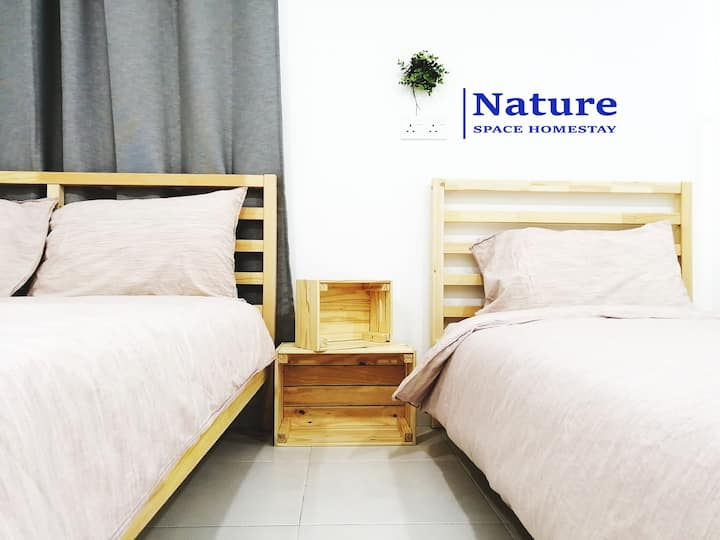 *New / Promotion* Muar SPACE @ room #nature