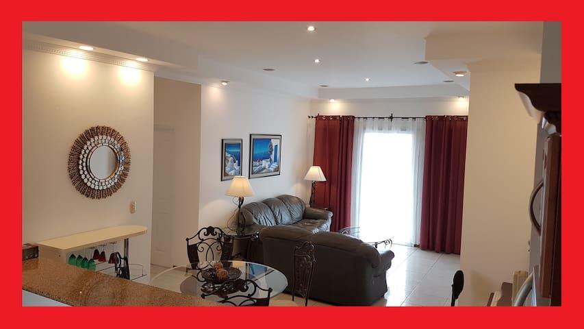 Apartamento Full equipado en Colonia San Benito