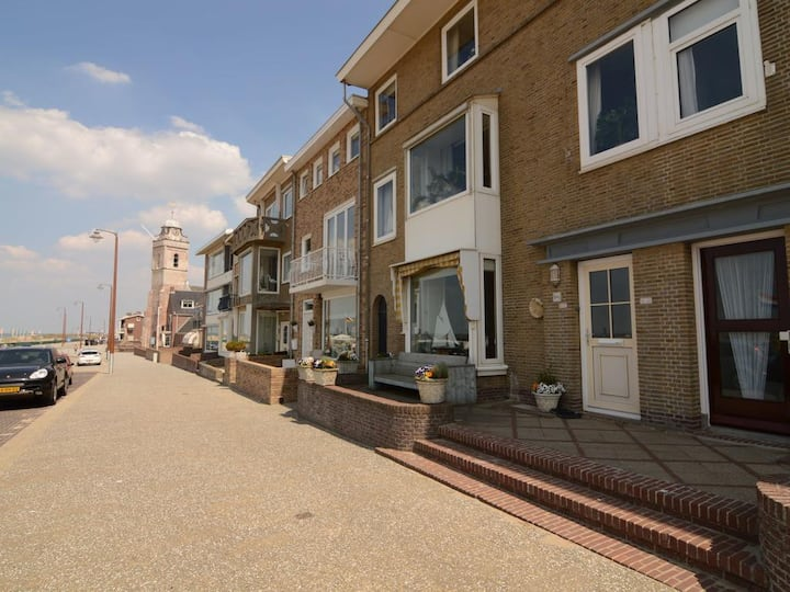 Strand appartement Boulevard Katwijk Juttershuys