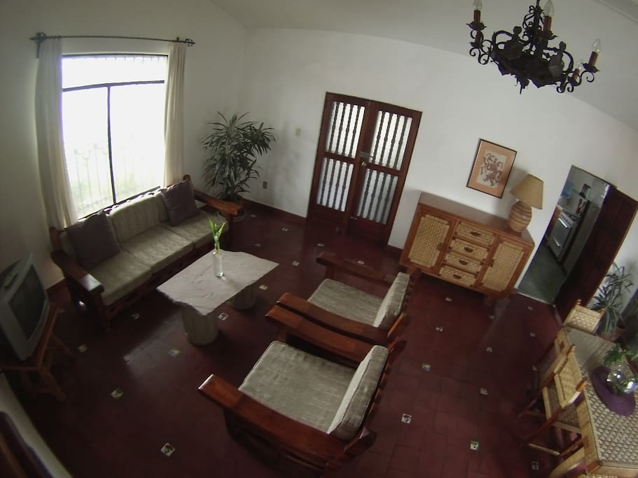 Sala/ living room view GoPro