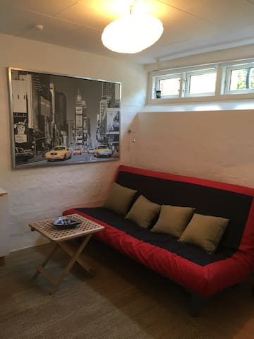 10 min from airport, near City Hall - København - Other