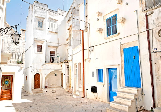 apartement in Martina F.-Puglia-IT - Martina Franca - Lejlighed