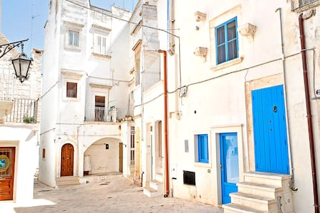 apartement in Martina F.-Puglia-IT - Martina Franca - Huoneisto