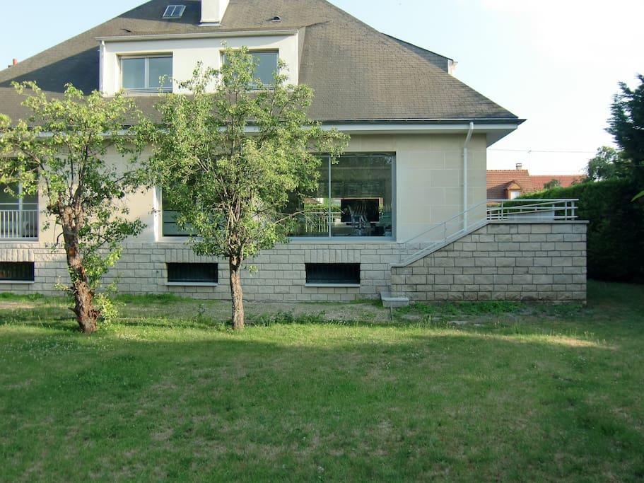 tr 232 s et grande maison houses for rent in deuil la barre 206 le de
