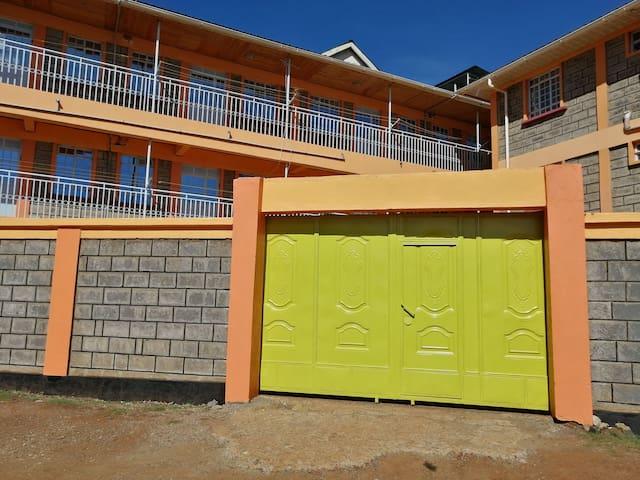 Kitwara Apartments