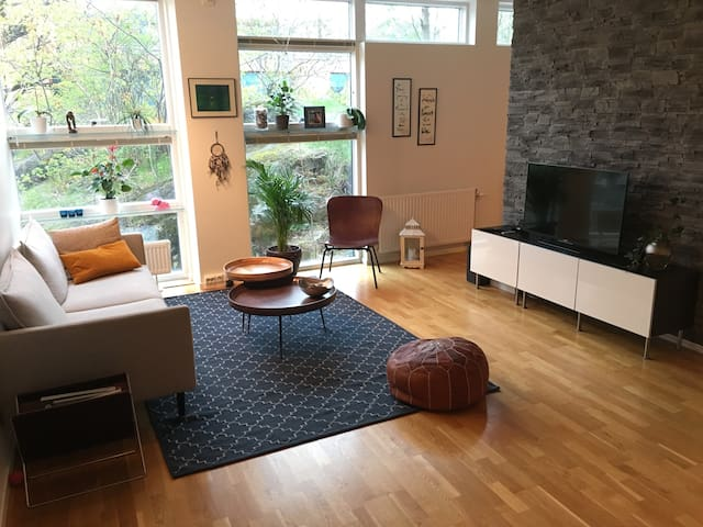 Cosy appartment close to city centre