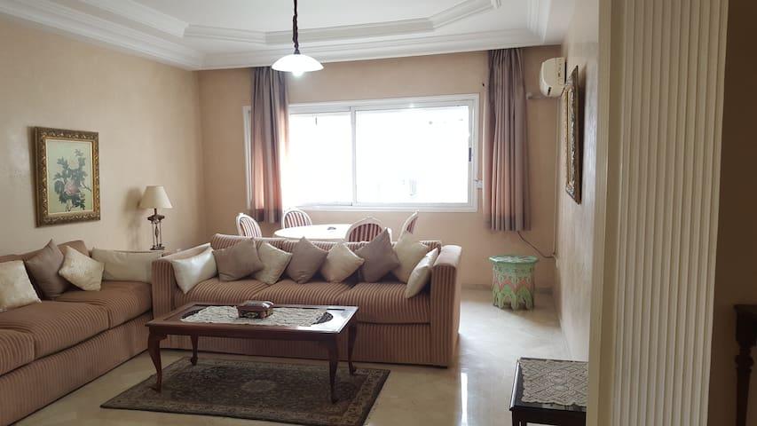2bed in the best area of Casablanca - Casablanca - Apartemen