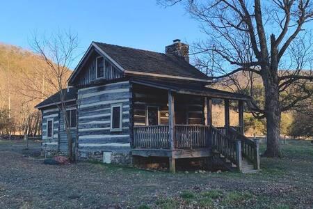 Rustic Farm Cabin