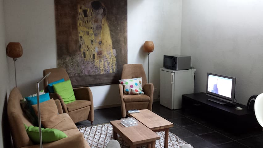 Private apartment near Eindhoven Airport