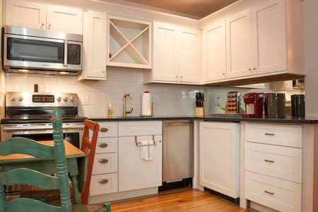 *Pet Friendly* Wilmington cozy condo for two - Wilmington - Apartamento